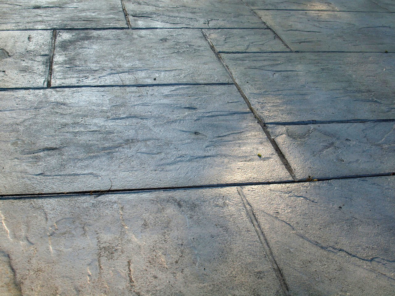 What Is The Difference Between Stamped Concrete And Stained Concrete myths about stamped concrete | bravo buffalo